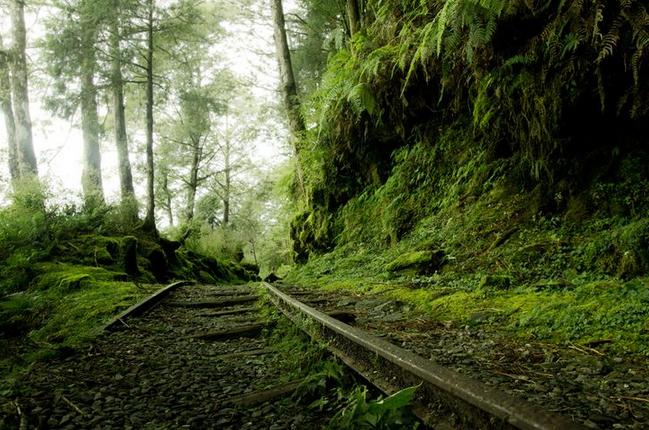 pamestais dzelzceljsh Taivana Luodonga 1